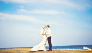 bride and groom photos oswestry