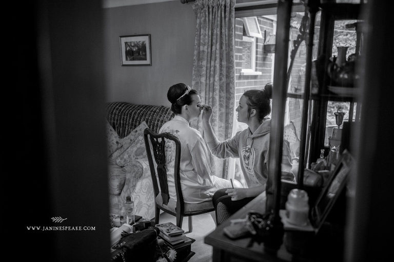 Telford hotel and golf resort wedding Janine Speake Photography