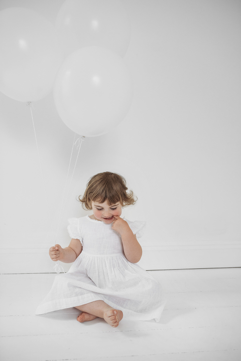 Light & Airy Newborn Photos