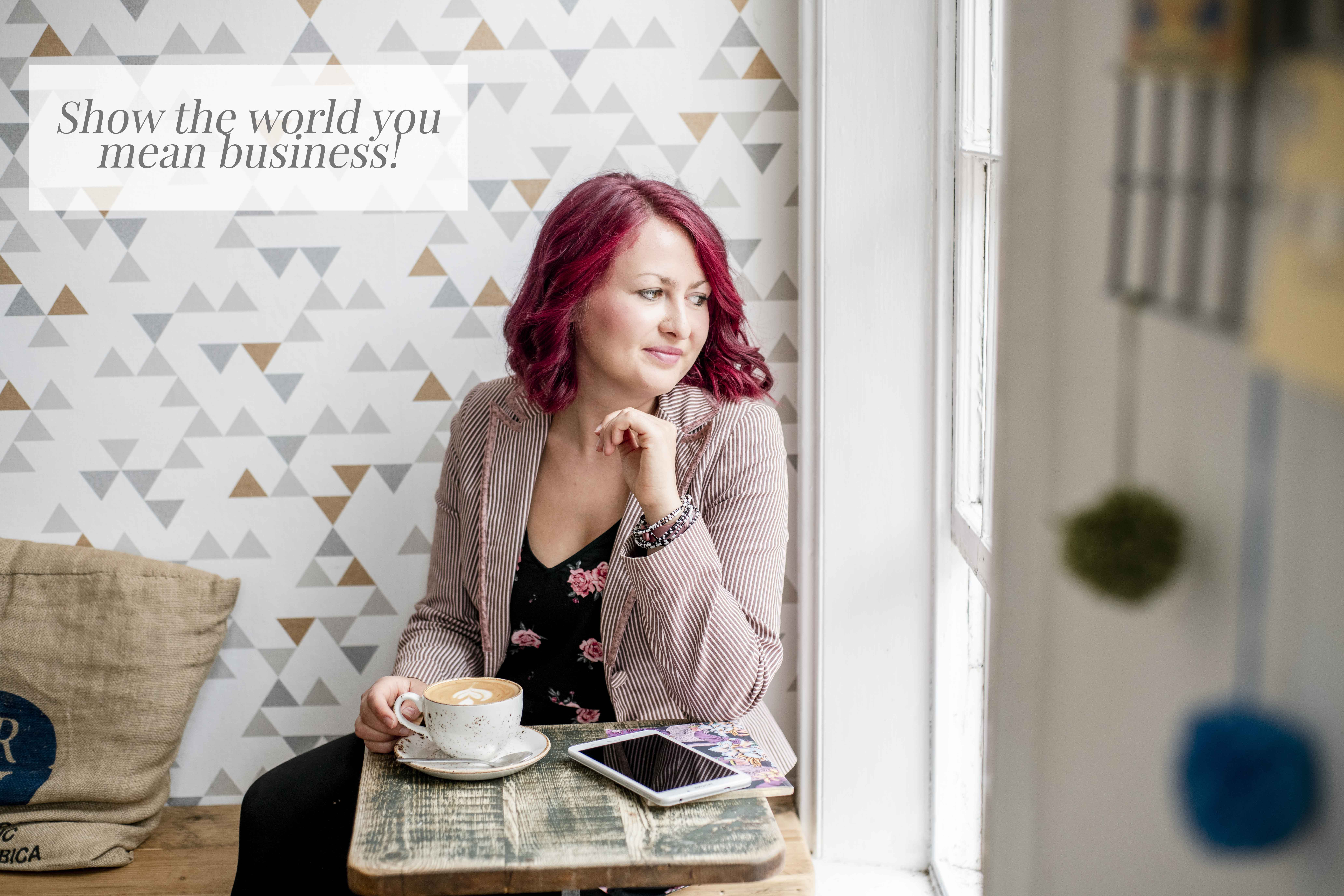 Personal branding photography oswestry shropshire